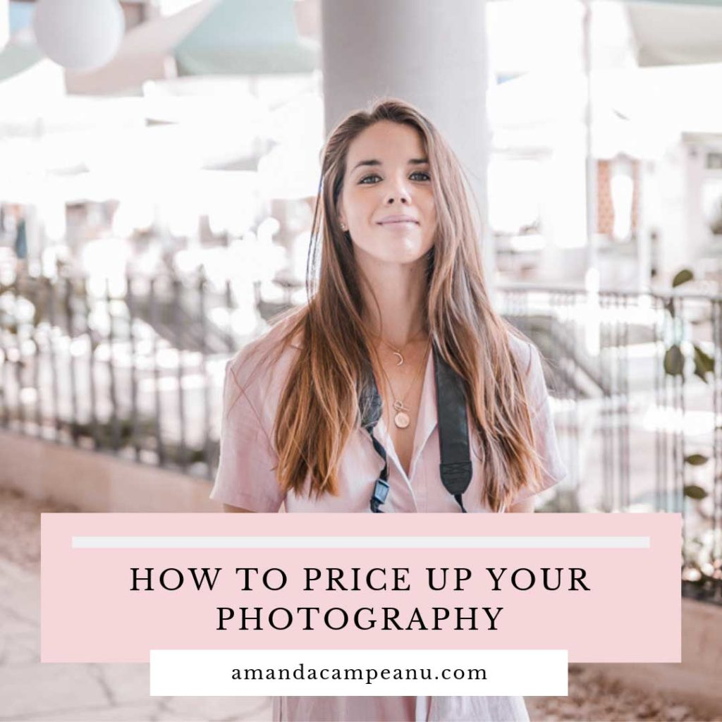 How To Price Up Your Photography