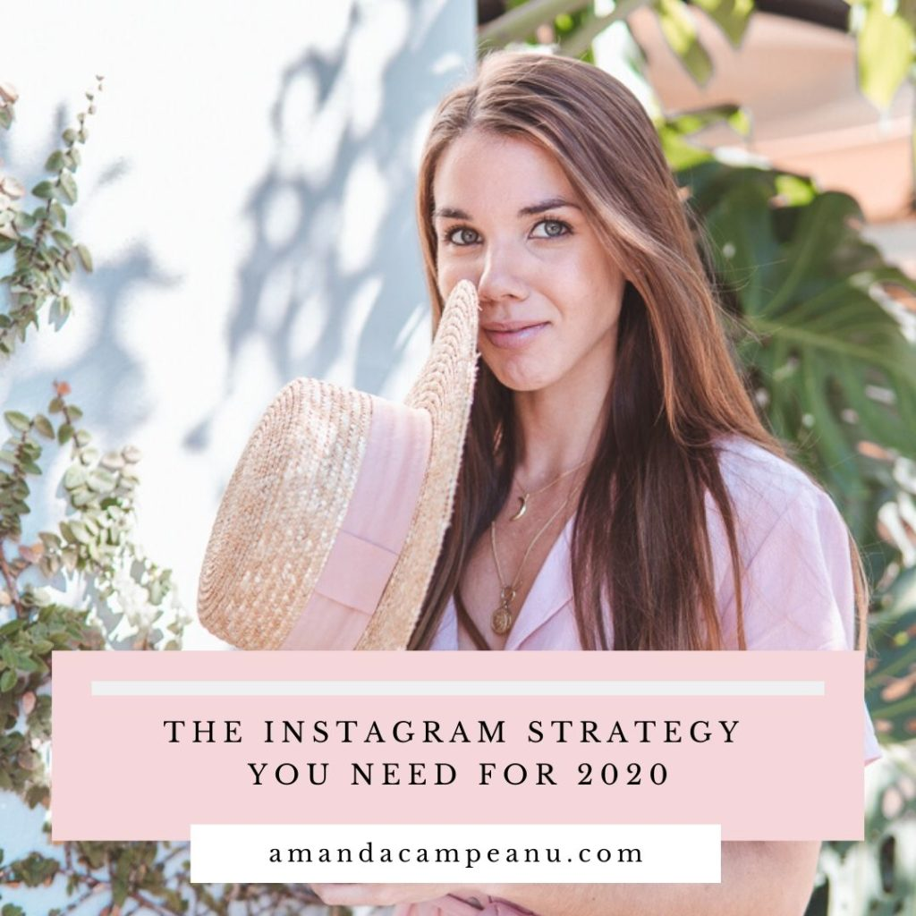 The Instagram Strategy You need for 2020